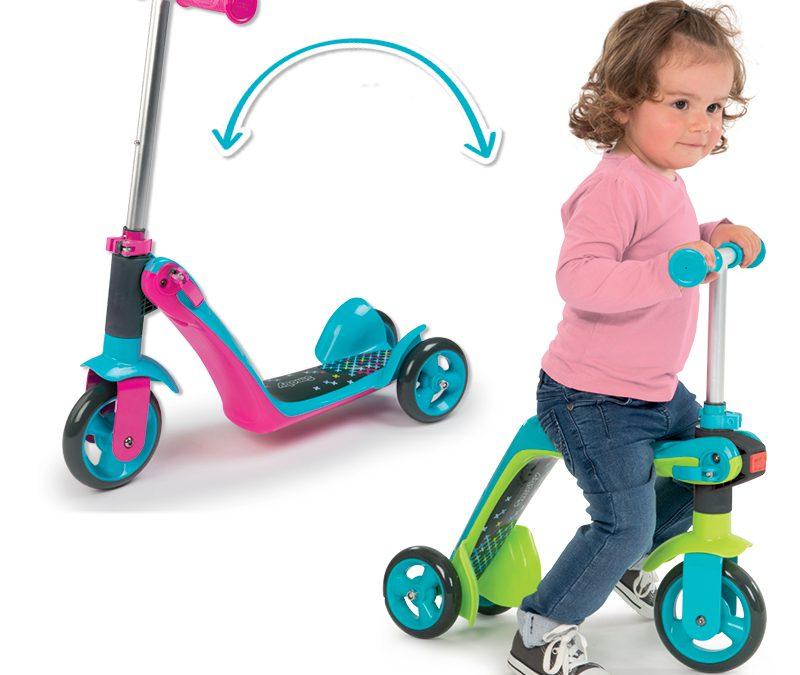 Hulajnoga dla dziecka – czy to dobry pomysł?